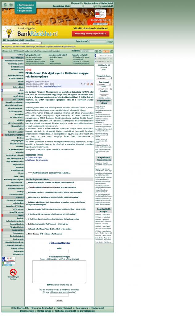 Bankkártya.hu_EFMA Grand Prix díjat nyert a Raiffeisen magyar reklámkampánya_20130425-055618