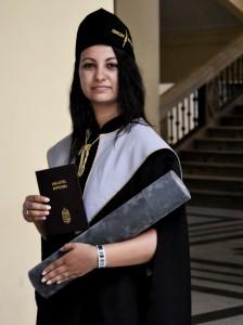 niki graduation 2