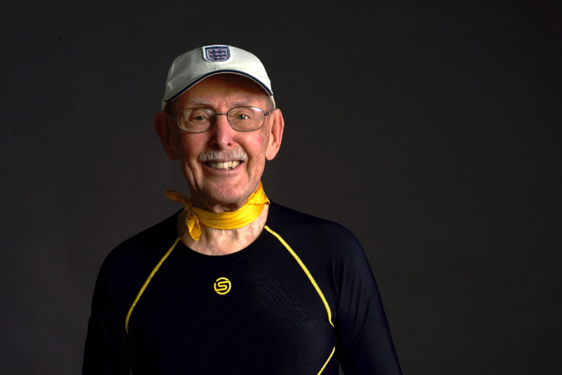 Charles Eugster 97